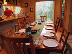 میز نهارخوری